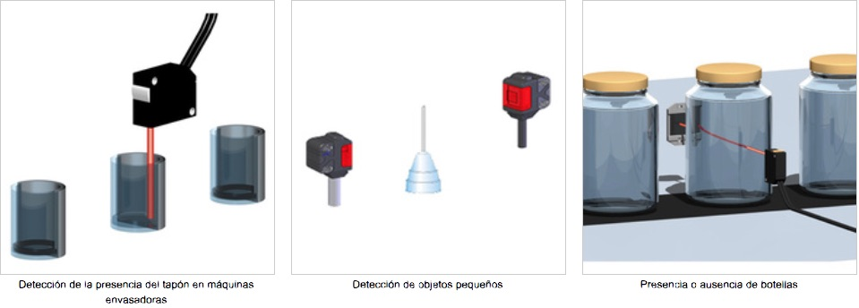 LS-500 Laser digital PANASONIC APLICACIONES