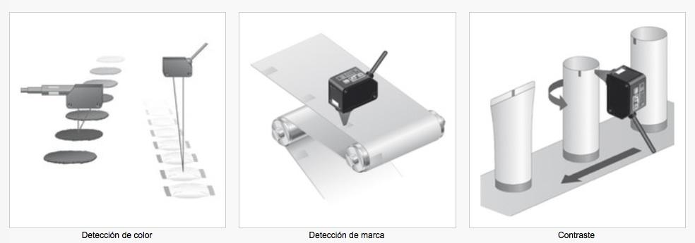 aplicaciones tipicas lx100 fotocelula panasonic