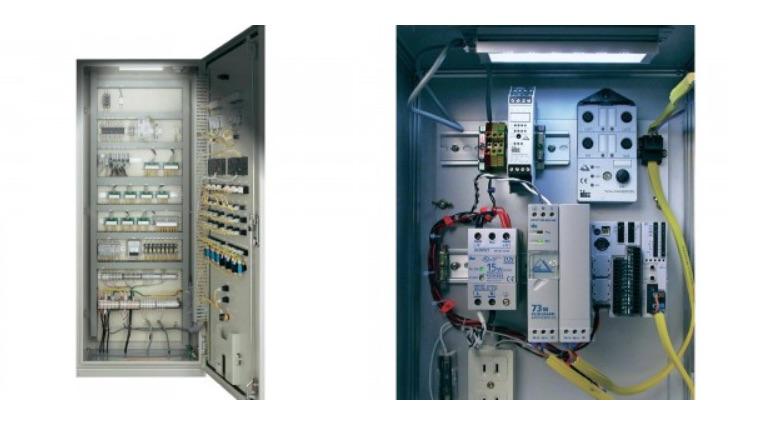 LF1D LF2D Iluminacion LED IDEC aplic