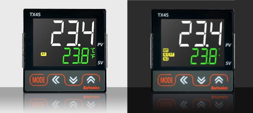 tx4 controlador temperatura autonnics